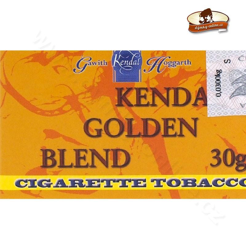 Cigaretový tabák Gawith Hoggarth Kendal Golden Blend 30g