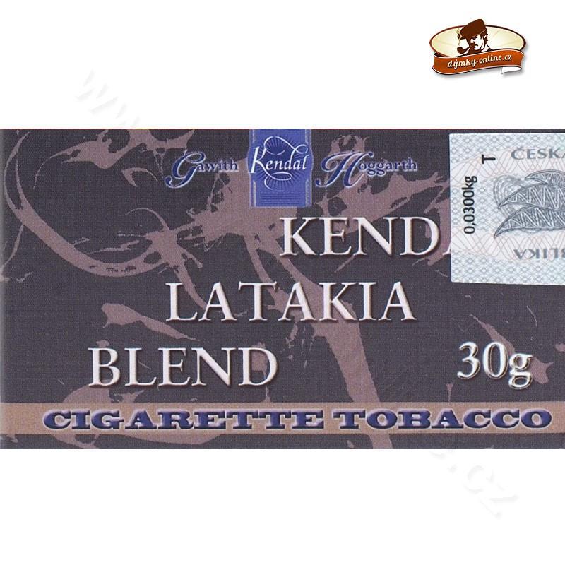 Cigaretový tabák Gawith Hoggarth Kendal Latakia Blend 30g