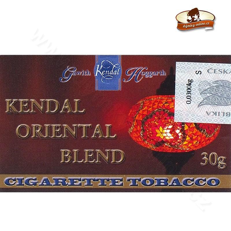 Cigaretový tabák Gawith Hoggarth Kendal Oriental Blend 30g