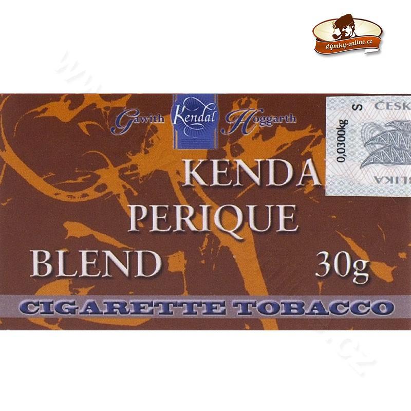 Cigaretový tabák Gawith Hoggarth Kendal Perique Blend 30g
