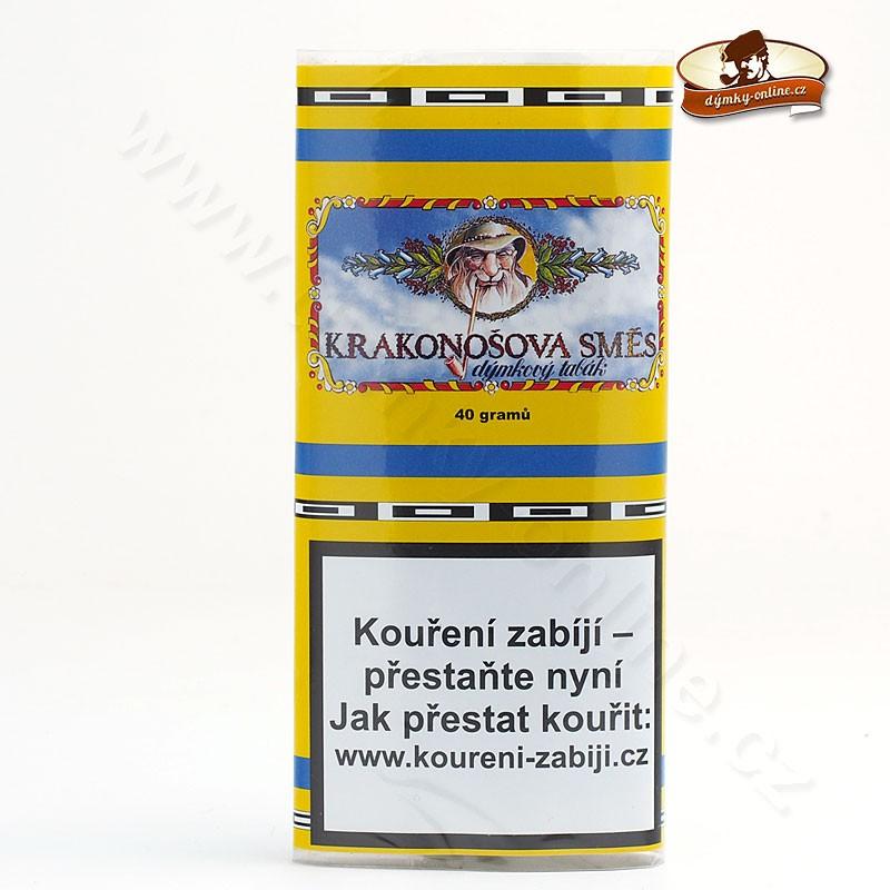 Dýmkový tabák Krakonošova směs 40 g