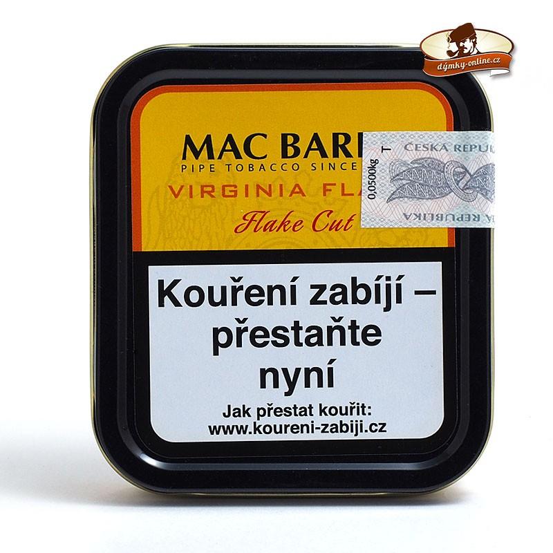 Dýmkový tabák Mac Baren Virginia Flake 50 g