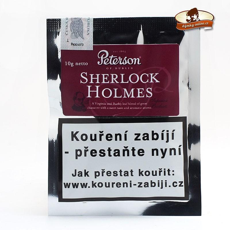 Dýmkový tabák Peterson Sherlock Holmes 10g
