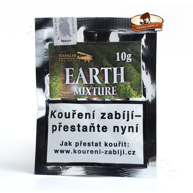 Dýmkový tabák Stanislaw - The Four Elements Earth 10g