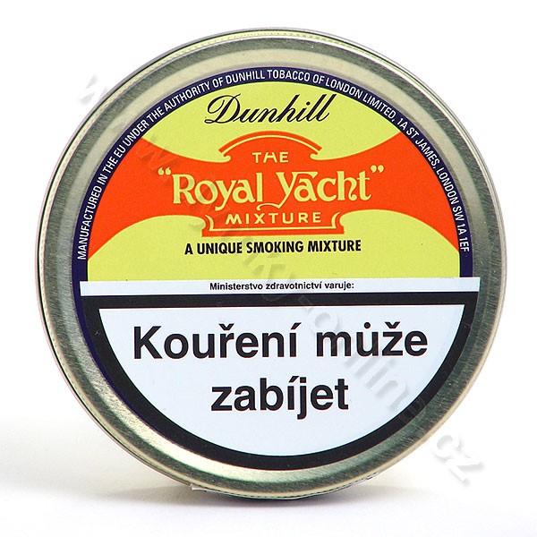 Dýmkový tabák DunhillRoyal Yacht 50g