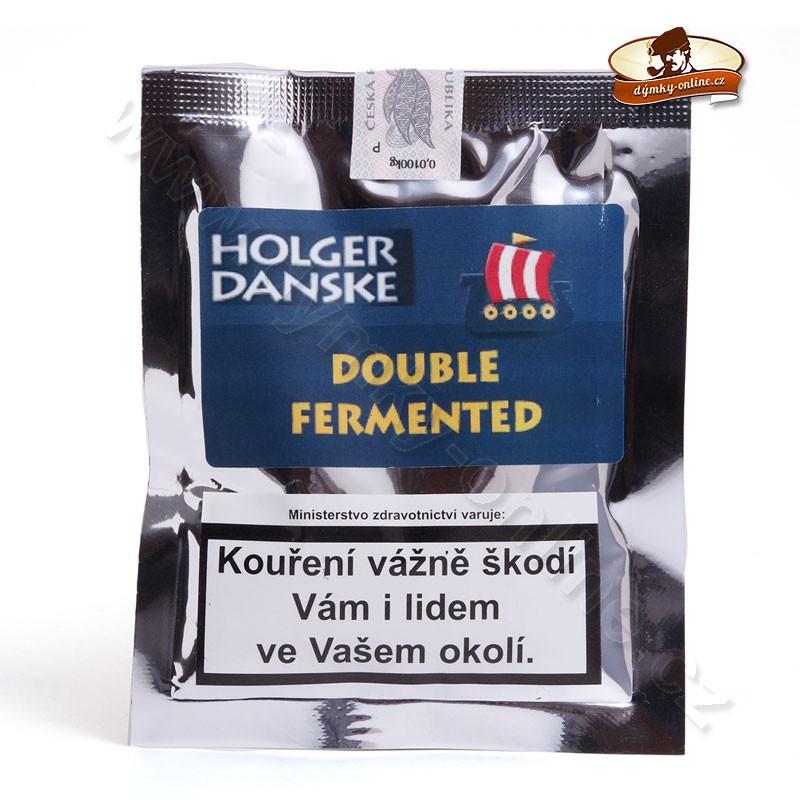 Dýmkový tabák Holger Danske Double Fermented 10g