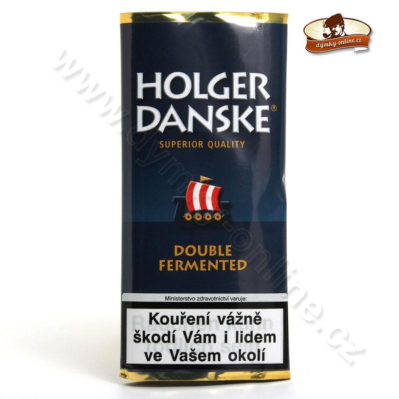 Dýmkový tabák Holger Danske Double Fermented 40g