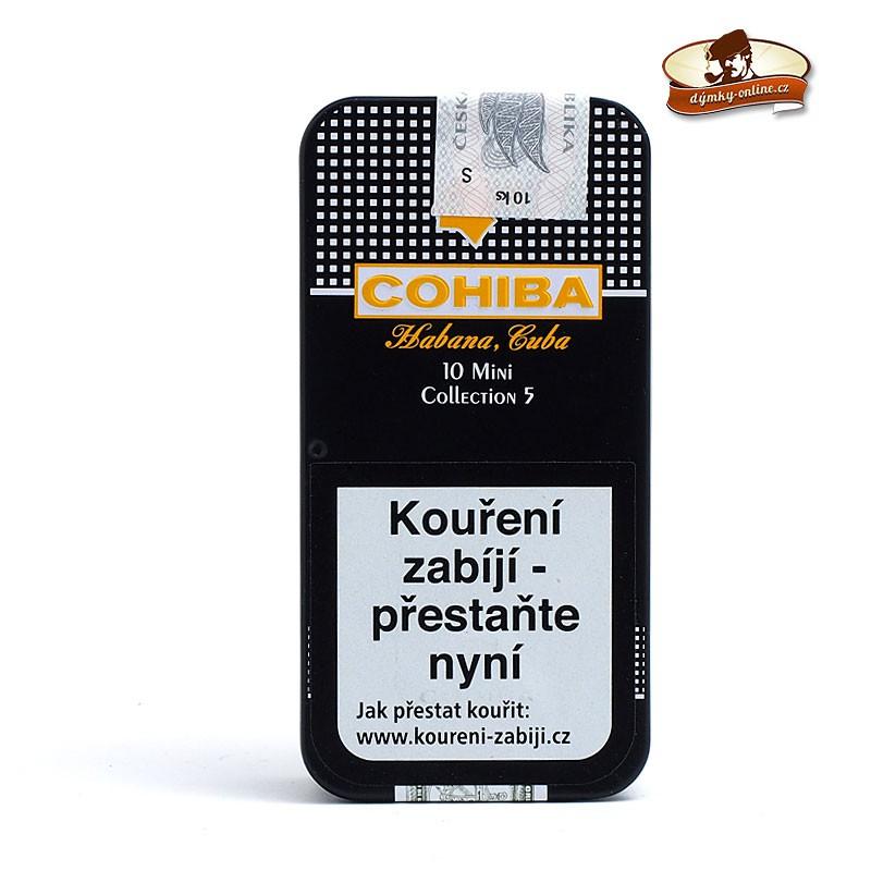 Doutníky Cohiba Mini Collection 10 ks