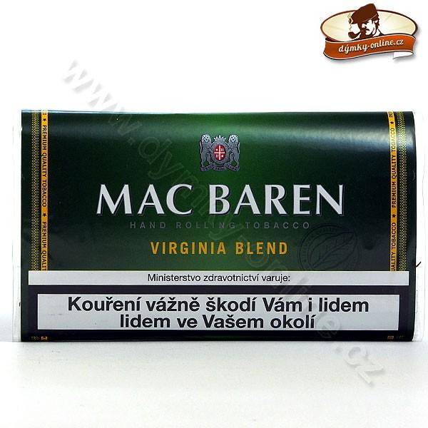 Cigaretový tabák Mac Baren Virginia Blend 30 g