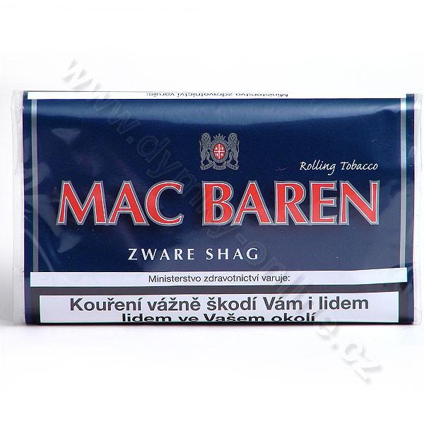 Cigaretový tabák Mac Baren Zware Shag 30g