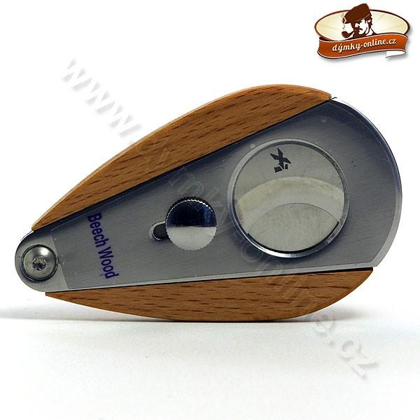 Ořezávač na doutníky XIKAR 40431Beech Wood
