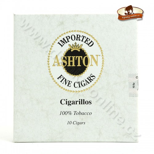 Doutníky Ashton Small Cigars Cigarillo / 10