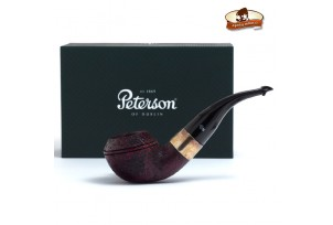 Dýmka Peterson Pipe Of The Year 2019 sandblasted