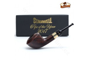 Dýmka Stanwell Pipe Of The Year 2017 Brown / pol