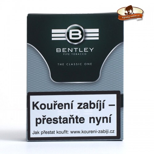 Dýmkový tabák Bentley - The Classic One 50 g