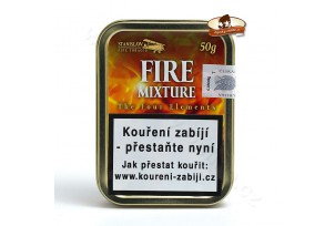 Dýmkový tabák Stanislaw - The Four Elements Fire mixture 50g