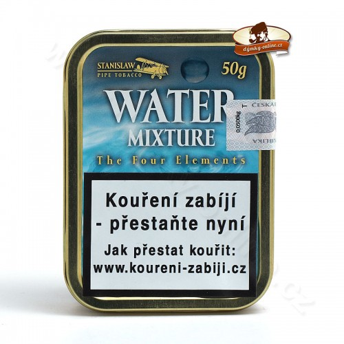Dýmkový tabák Stanislaw - The Four Elements Water mixture 50g