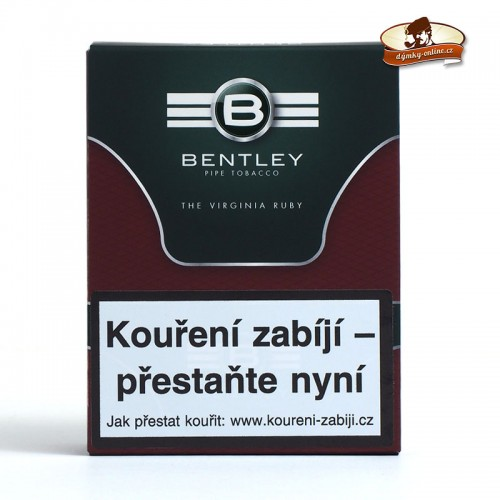 Dýmkový tabák Bentley - The Virginia Ruby 50 g