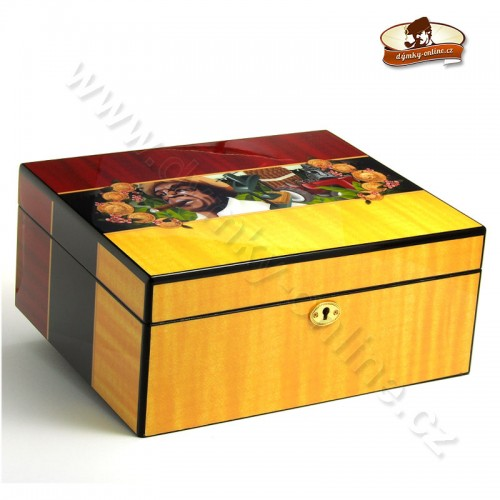Humidor Angelo Highloos Cigarmen 92023