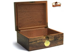Humidor Angelo Antic Wood 920620